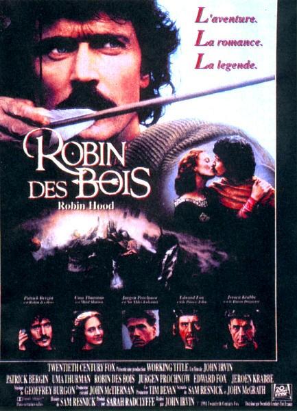 Robin des Bois (1991) affiche